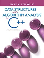 Data Structures & Algorithm Analysis in C++, 4th Edition Front Cover