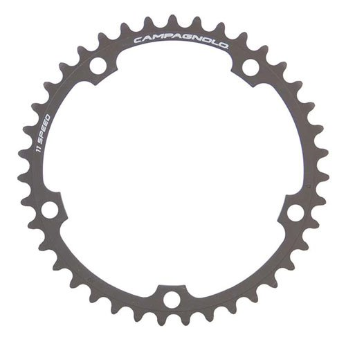 (Campagnolo FC-SR139 39T 11s Chainring for SR Record Chorus 2011-14 for Use With 53T Outer Ring)