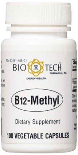 Biotech Pharmacal   B12 Methyl   100 Count