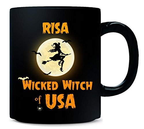 Risa Wicked Witch Of Usa Halloween Gift - Mug