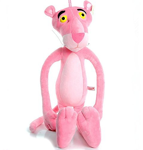 (Lovely Naughty Pink Panther Stuffed Toy Plush Doll 40 CM Child Plaything)