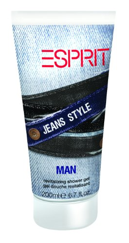 Esprit Jeans Style Shower Gel 6.8oz (200ml)