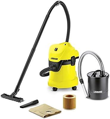 Kärcher Aspiradora multiusos WD 3 Fireplace Kit # 16298040: Amazon.es: Bricolaje y herramientas