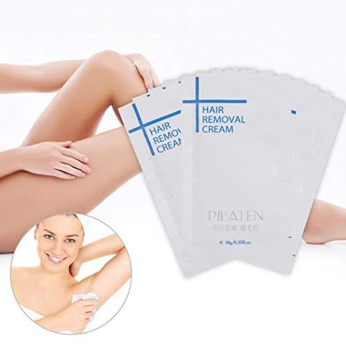 Painless Hair Removal Cream Legs Arm Body Depilatory Cream Soft Skin Care by Meflying