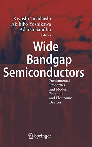 Wide Bandgap Semiconductors: Fundamental Properties and Modern Photonic and Electronic Devices