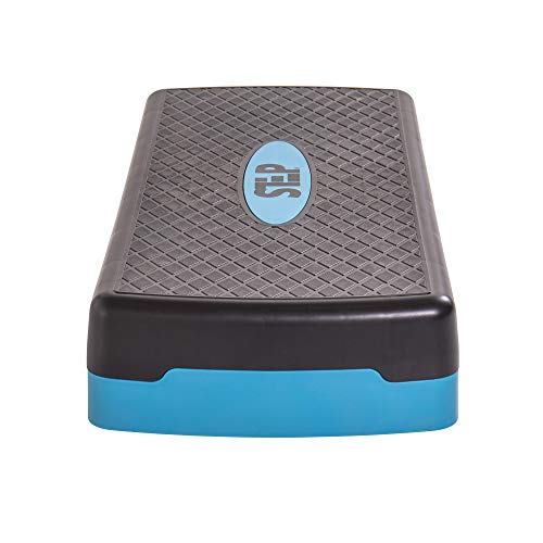 The Step - Adjustable Aerobic Step Platform for Cardio and Strength Training