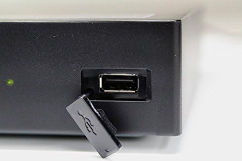 LG UBK90 UHD Streaming – 4K – 2D/3D – Reproductor de DVD BLU Ray sin región – PAL/NTSC – USB – 100 – 240 V 50/60 Hz para Uso Mundial y 6
