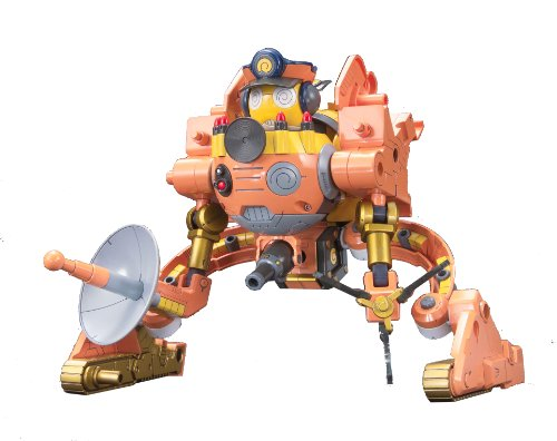 プラモコレクション キングクルルロボ 超海王モード (ケロロ軍曹)