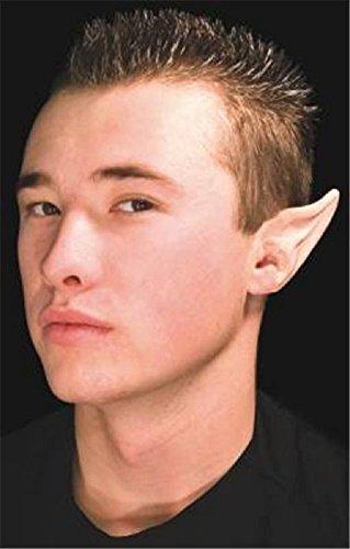 (Adult Latex Fairy Alien Vulcan Space Ear Tips)