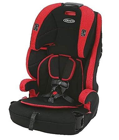 a2305e322 Amazon.com : Graco Wayz 3 in 1 Harness Booster Car Seat, Gordon : Baby