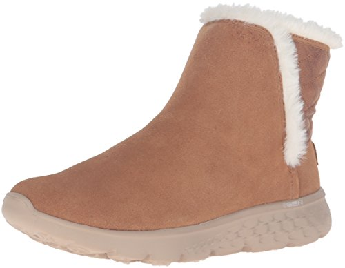 Damen go The 400 Kurzschaft Stiefel on Skechers nbsp;Cozies wBxFPBq