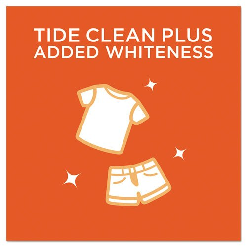 Tide Plus Bleach Alternative Original Scent Liquid Laundry Detergent, 92 Ounce -- 4 per case. by Tide