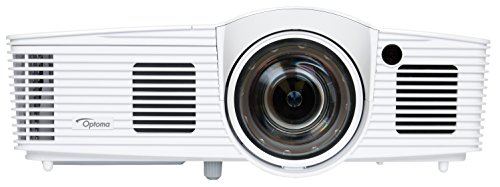 - Optoma GT1080e 3D DLP Projector - 1080p - HDTV - 16:9 - Front, Ceiling - 190 W