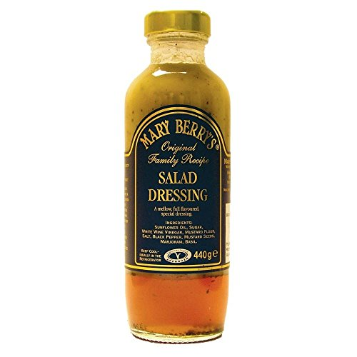 Mary Berry's Salad Dressing (480g) - Pack of 6 by Mary Berrys