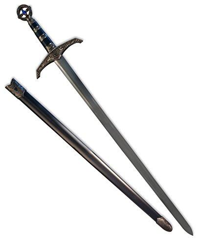 Robin Hood Weapons - Strongblade Sword of Locksley - Robin Hood Sword, Includes Custom Engraving
