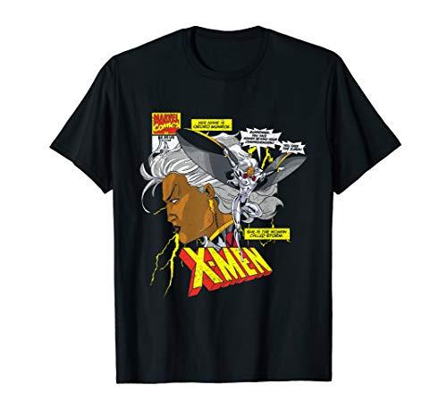 Marvel X-Men The Woman Called Storm Mutant Comic T-Shirt