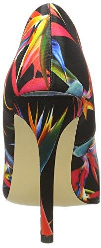 Another Pair of Shoes Parize1, Zapatos de Tacón para Mujer Multicolor (Black01)
