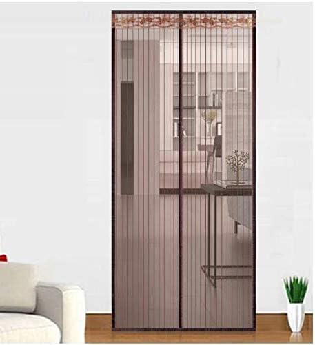 Gshy - Mosquitera magnética para puerta o pasillo, 100 x 210 cm: Amazon.es: Bricolaje y herramientas