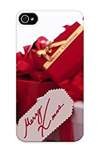 Gift For Iphone Case, High Quality Gifts And Xmas Card For Iphone 4/4s Box Cover Cases / Nice Box Case For Lovers' Gifts