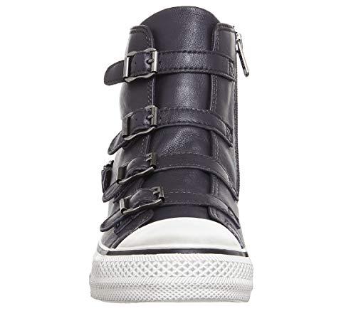 Graphite Ladies Boot Virgin ASH Top High xXw8SRq