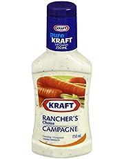 Kraft Rancher's Choice Dressing, 250mL (Pack of 12)