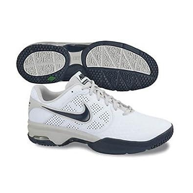 Nike Tennis Shoes Men?s Air Courtballistec 4.1 SU13 EU 41 US 8 White
