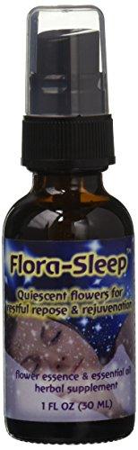 Flower Essence Services Flora-Sleep Formula Spray, 1 Ounce