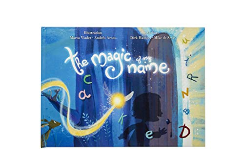Personalized Childrens Books - The Magic of My Name | My Magic Story