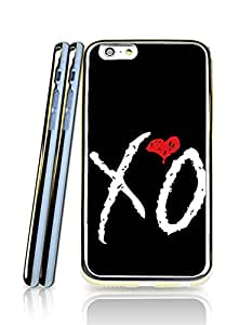 Riolve - Drake XOXO Iphone 6S (4.7 Inch) Funda Case, Wonderful Pattern Design Scratch Resistant Drop Protection 2 In 1 Asseccory Set Iphone 6 / 6S (4.7 Inch) Tpu Silicone Funda Case