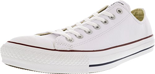 Taylor Optical Unisex Core White Sneaker Chuck Lea Converse adulto Ox xYqE85PPw