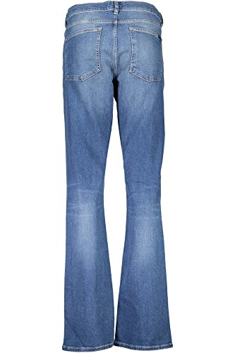 Jeans 980 Gant Mujer Azul Denim 410461 1401 xwa7Z