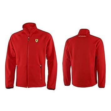 Ferrari Chaqueta Santander Softshell Rojo, Rojo