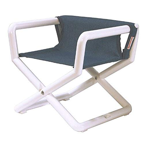STS SUPPLIES LTD Junior Director Chair Kid Folding Portable Chair Folding Beach Chair Outdoor Out Chair Fold Up Camp Fold Out Kids Furniture & E Book by Easy2Find. ()