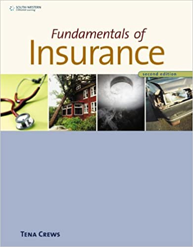 Fundamentals Of Insurance Ebook