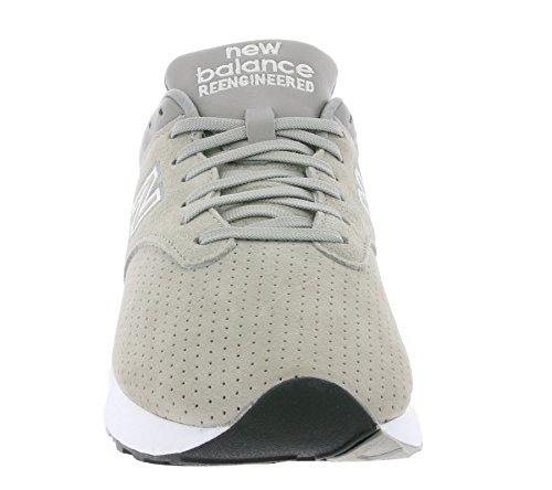 New Balance Reengineered 1500 para hombre de la zapatilla de deporte gris MD1500DT