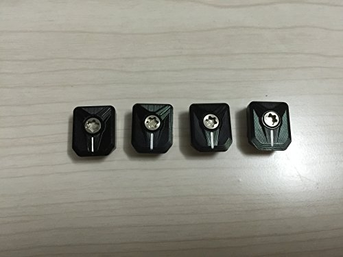 4x Golf Weight Screw For Taylormade M1 Driver 460cc Tour Issu Black 5g 7g 9g 13g