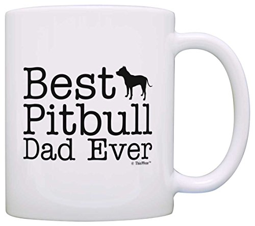 Lover Gifts Pitbull Rescue Coffee