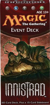 Magic The Gathering Innistrad Deathfed Event Deck [Sealed Deck] (Magic The Gathering Best Event Deck)