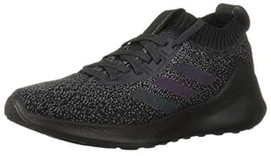 adidas Womens Purebounce+ Grey Size: 5