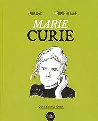 Marie Curie par Laura Berg