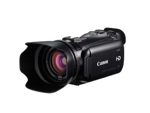 Canon XA10 Professional Camcorder with 64GB Internal Flash Memory and Full Manual Control