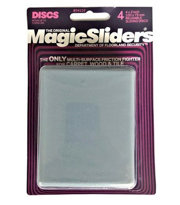 Magic Sliders 04110 Sliding Discs, Gray by Magic Sliders