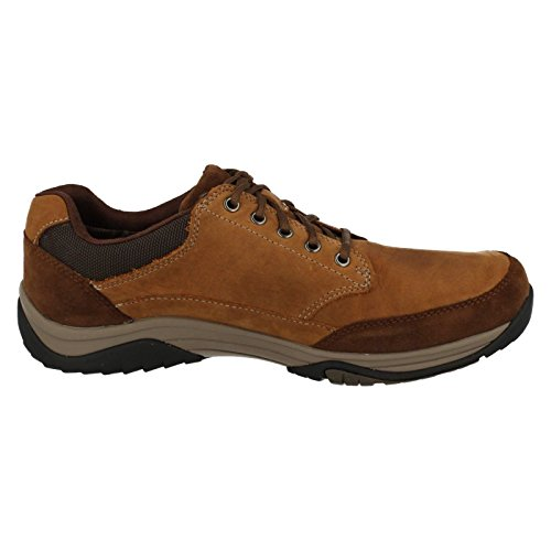Tobacco Baystonego Gtx Nubuck Shoe Mens Clarks wxaCfgqZw