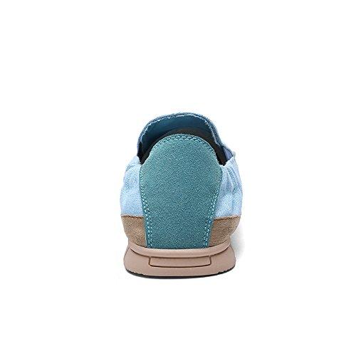 Menns Blove Cfp Walking Loafer Komfort Pustende Fritid Komfortable Atletisk Leiligheter K32 Espadrilles Joggesko Sko Klut Stilige p5r5Zfnq