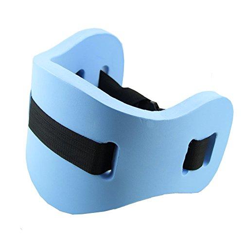 Vococal - Wasser Flotation Belt - Aqua Jogging Gürtel - Hosenbund zurück Schwimmen Schaum - Drift Schwimmen Training Trainingsgeräte, Blau