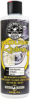 Chemical Guys GAP11516 Headlight Restore and Protect 16. Fluid_Ounces