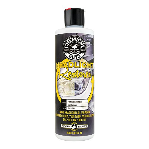 Chemical Guys GAP11516 Headlight Restore and Protect, 16 fl. oz, 1 Pack
