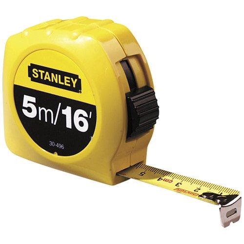 - Stanley Hand Tools 30-496 5M/16' Tape Measure