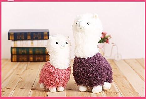 Amazon.com: kawaii baby toy anime soft kids toys for children brinquedos brinquedo panda alpaca plush toy peluche pusheen car covers emoji: Baby