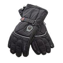 Venture Heated Clothing BX-805W MED Epic Black Medium Heated Women's Gloves